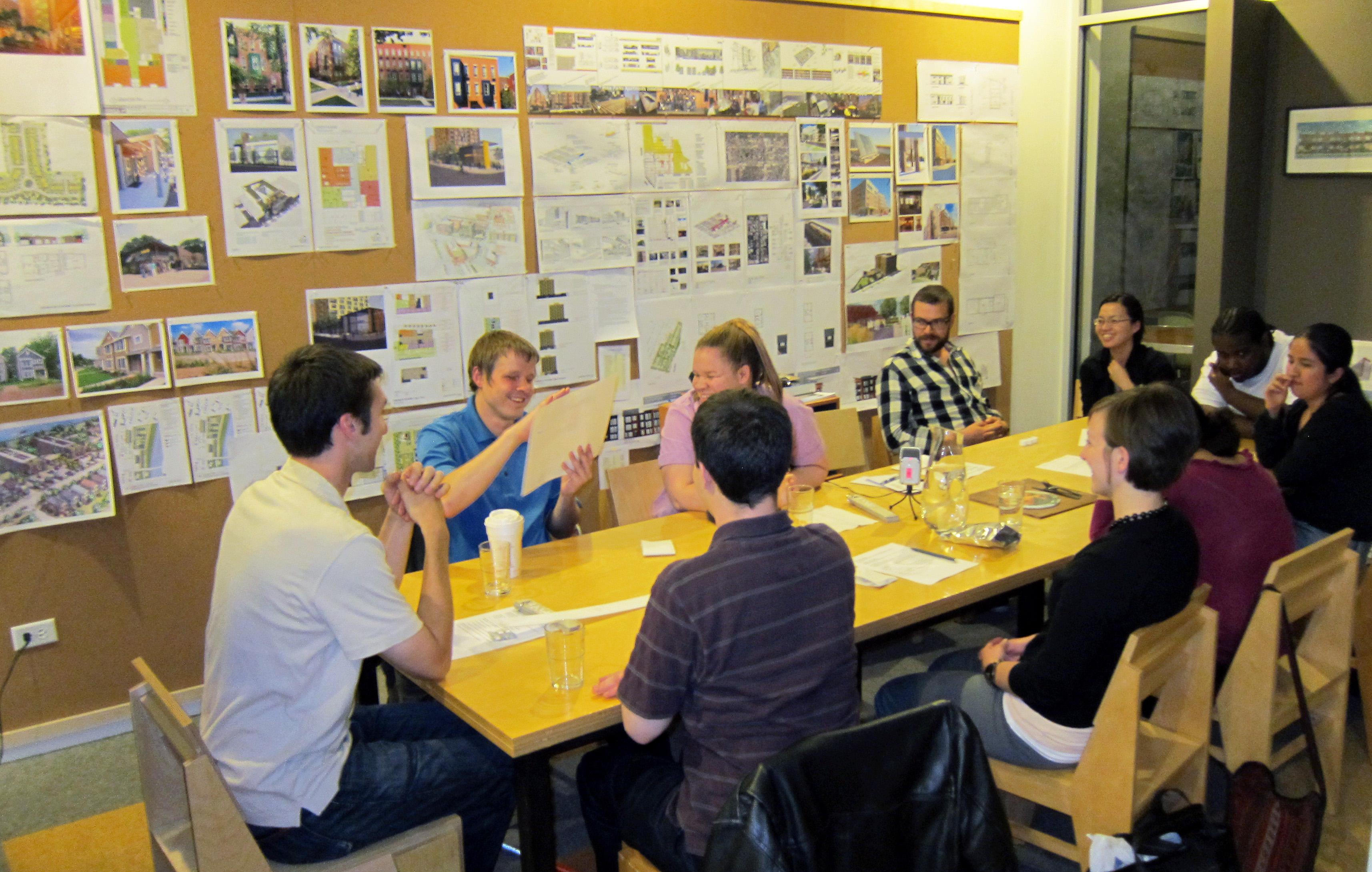 Architecture Design Workshop tactile design workshop | garlic & greens