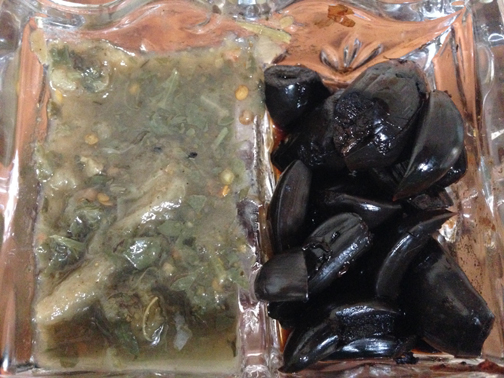 Image of Iranian pickles - seer-eh torshi